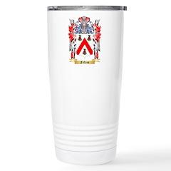 Foffano Stainless Steel Travel Mug