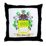 Foet Throw Pillow
