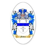 Foden Sticker (Oval 10 pk)