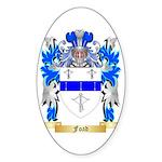 Foad Sticker (Oval 50 pk)