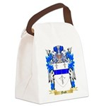 Foad Canvas Lunch Bag