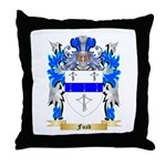 Foad Throw Pillow