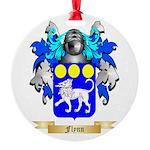 Flynn Round Ornament