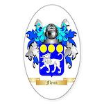 Flynn Sticker (Oval 50 pk)