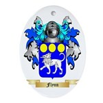 Flynn Ornament (Oval)