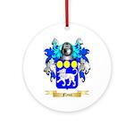 Flynn Ornament (Round)