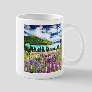New Zealand Landscape Mug