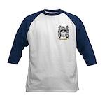 Flourette Kids Baseball Jersey
