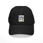 Flourette Black Cap