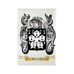Flouret Rectangle Magnet (100 pack)
