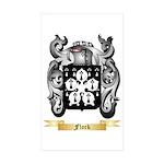 Flork Sticker (Rectangle 50 pk)