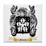 Floris Tile Coaster