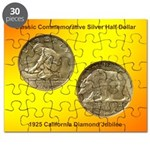 California Diamond Jubilee Coin Puzzle