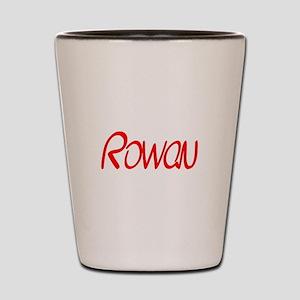 Rowan Shot Glass