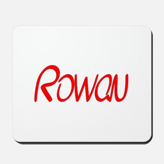 Rowan Mousepad