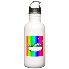DINOSHOWER4 Water Bottle