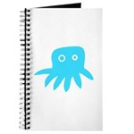 Chumby Light Blue Journal