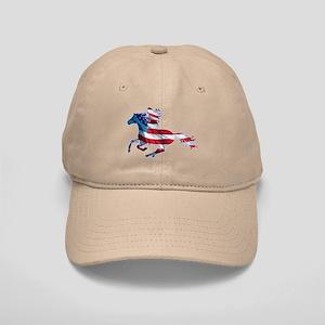 American Western Horse Cowgirl Cap