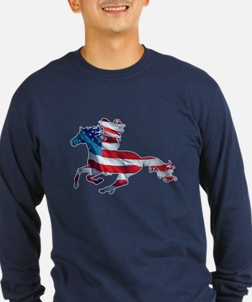 American Western Horse Co T