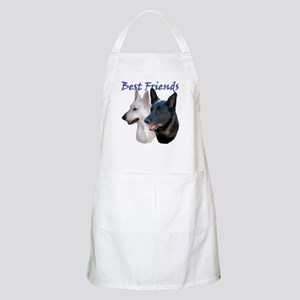 Best Friends BBQ Apron