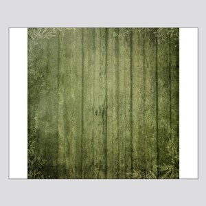 Yellow wood panel texture Posters