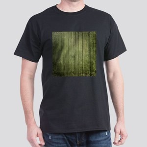 Yellow wood panel texture T-Shirt