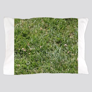 Grass image texture Pillow Case