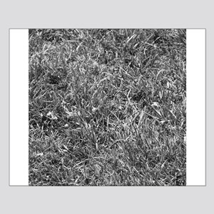 White grass texture Posters