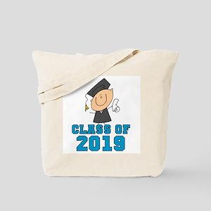 Boy Grad Class of 2016 Tote Bag