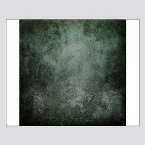 Teal grunge texture Posters