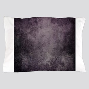 Pink grunge texture Pillow Case
