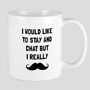 Really Moustache Mugs