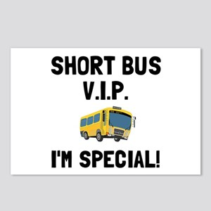 Short Bus VIP Postcards (Package of 8)
