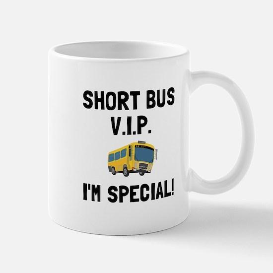 Short Bus VIP Mugs