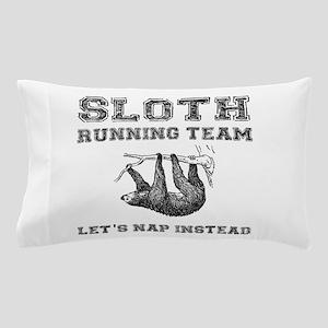 Sloth Running Team Pillow Case