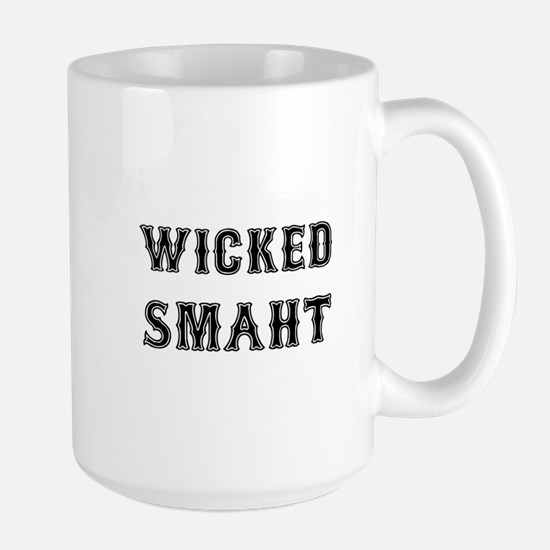 Wicked Smaht Mugs