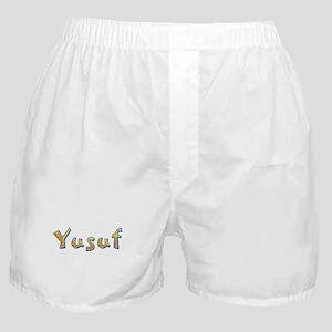 Yusuf Giraffe Boxer Shorts