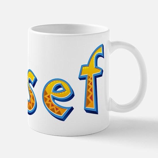 Yosef Giraffe Mugs