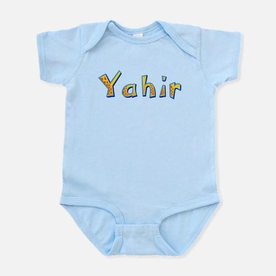 Yahir Giraffe Body Suit
