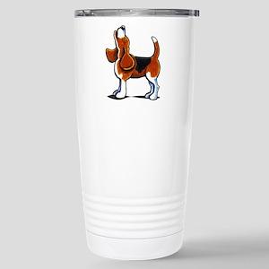 Tricolor Beagle Bay Travel Mug