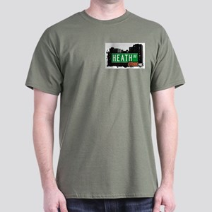 Heath Av, Bronx, NYC  Dark T-Shirt
