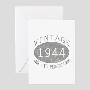 Vintage 1944 Birthday Greeting Card