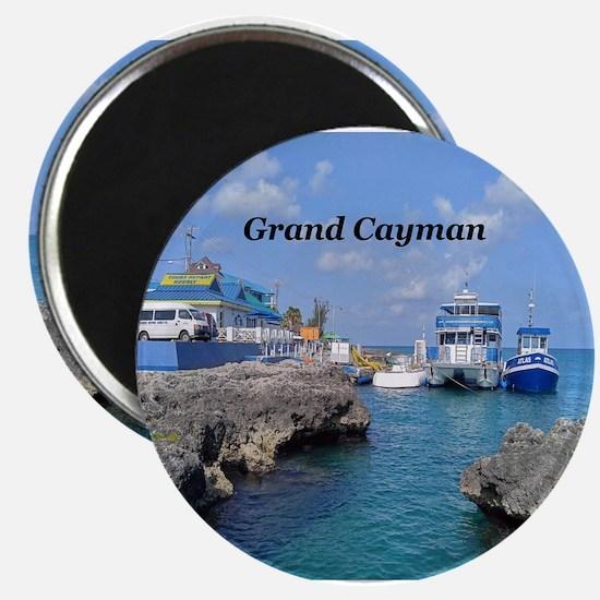 Grand Cayman Magnets