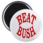Beat Bush Magnet (100 pack)