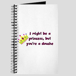 Princess Douche humor Journal