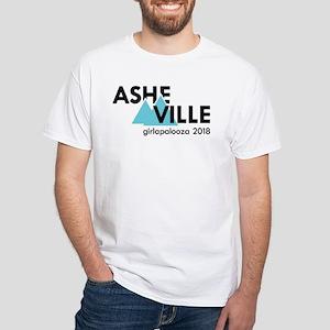 Simple White T-Shirt