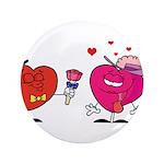 Romantic Heart Giving Flowers 3.5