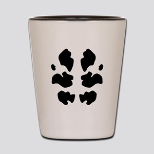 Watchmen Rorschach Shot Glass