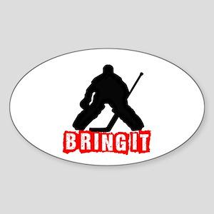 Bring It Sticker
