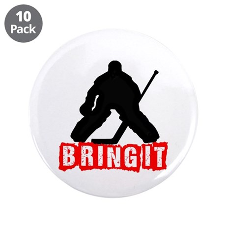 """Bring It 3.5"""" Button (10 pack)"""